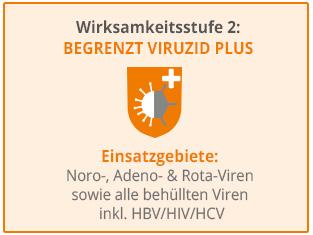 Begrenzt Viruzid Plus