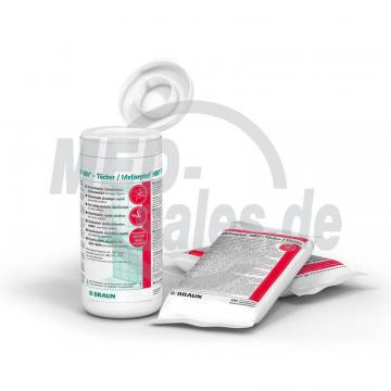 B.BRAUN Meliseptol® HBV-Tücher zur Schnelldesinfektion