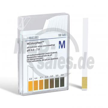 Spezial pH-Indikatorpapier