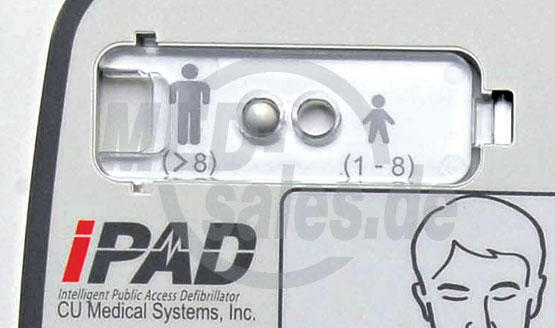 AED iPAD CU-SP1